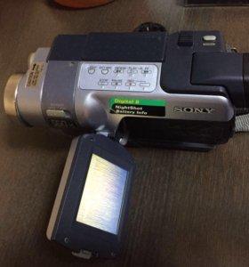 Sony цифровая камера