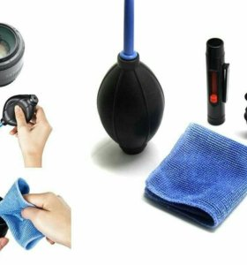 Набор для чистки и ухода за фототехникой