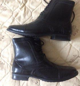 Ботинки зимние размер 44