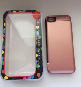 External power case for IPhone 5s