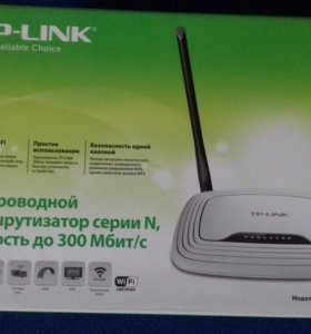 Wi fi Роутер (маршрутизатор) TP-LINK