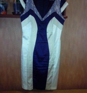 Нарядное платье размер 48-50