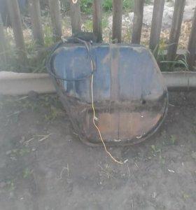 Топливный бак ваз 2107