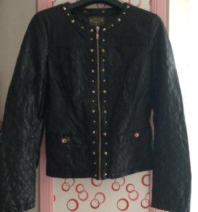 Куртка из ЭКО кожи р. 46