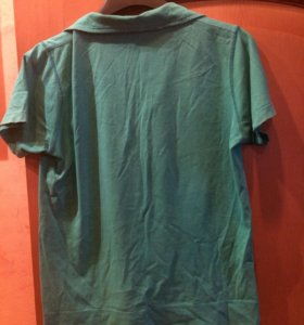 Зелёная мужская футболка Dsquared 2