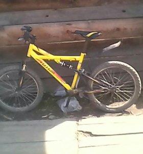 Велосипед стоимостью от5000 до 3999 руб