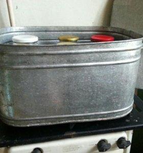 Ванна для консервирования на 6 3хлитровых банок