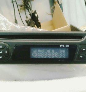 Автомагнитола DVD USB