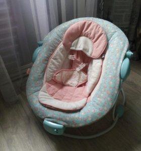 Жезлонг Happy Baby