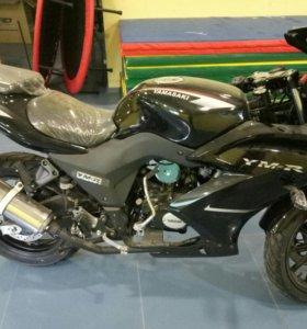 Мотоцикл yamasaki scorpion ym 50
