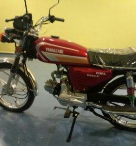 Мотоцикл yamasaki foal mb50