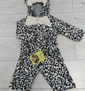 Плюшевый костюм, 80-86