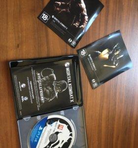 Mortal combat X (коллекционное издание)