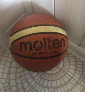 Баскетбольный мяч 🏀🔥