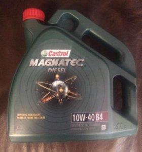 Масло castrol 10w40 4l diesel