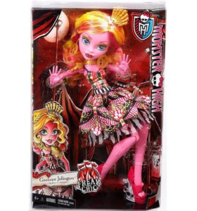 Кукла Monster High Гулиопа Джеллингтон Фрик ду Чик