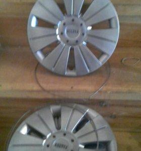 Колпаки на диски (R14)