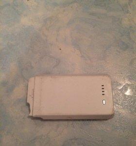 Чехол-зарядное устройство для iPhone 4&4S