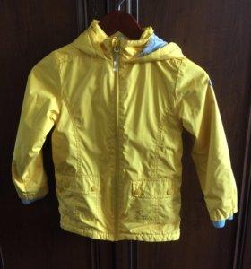 Курточка на девочку(весна-осень