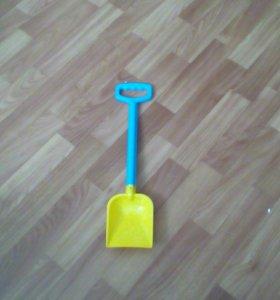 Лопата для песка и снега