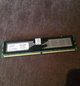 Оперативная память OCZ 1GB ddr2