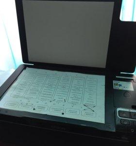 Ксерокопия распечатки документов с электронных нас