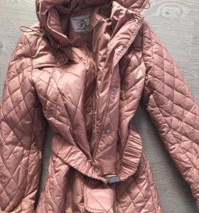 Куртка осенняя Alessandro Borelli 8 лет