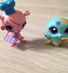 Интерактивные игрушки Littlest pet shop