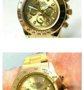 Часы Ролекс!!! копия (кварц) новые