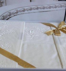 Комплект постельного белья Mariposa, евро