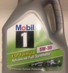 Масло Mobil 1 ESP formula 5w30 4l