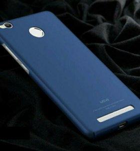 Чехлы и стекла Xiaomi Redmi 3S