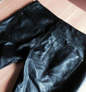 Кожаные штаны бренда Sisters!!