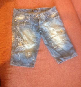 Шорты джинсовые D&G
