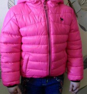 Куртка boni kids