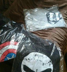 Рогатка Капитан Америка, бэтман, супермен!