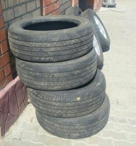 Комплект летних шин DUNLOP 235/55 R18