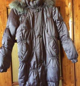 Теплая куртка для будущих мам