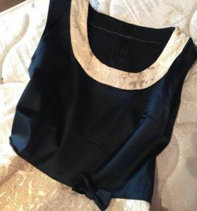 Платье ручной работы,