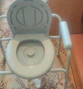 Стул туалет,для пожилых и инвалидов