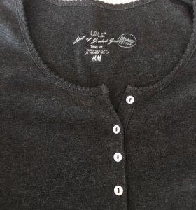 Бадлон футболка HM h&m