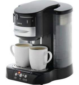 Новая кофеварка Petra electric KM 31.17