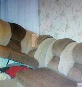 2 угловых дивана в идеальном состоянии
