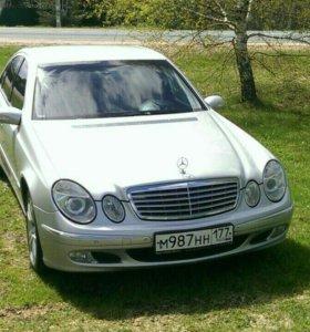 Mercedes-Benz е240 2003