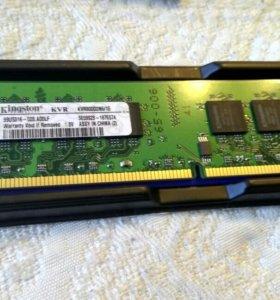 Оперативная память DDR2 Kingston