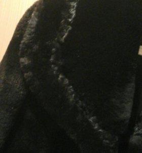Шуба мутон 48-50 размер