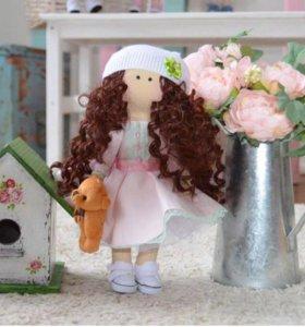 Кукла (тильда) на заказ