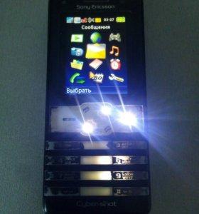Sony Ericsson K770i на запчасти