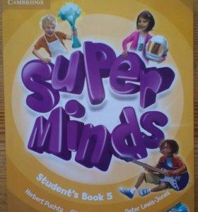 Super Minds учебник по английскому .