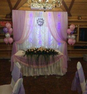 Ширма для свадьбы
